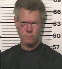 Randy Travis Drunk Driving Arrest