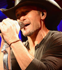Tim McGraw TV Special