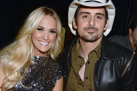 Brad Paisley Carrie Underwood Hates Kids