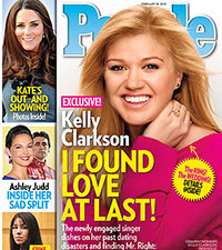 Kelly clarkson wedding plans