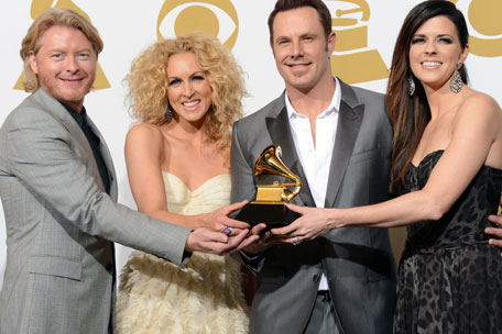 Little Big Town Grammys Win Pontoon