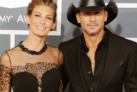 Tim McGraw Faith Hill Valentine's Day Plans