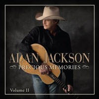 Alan Jackson Precious Memories Volume 2 Track List