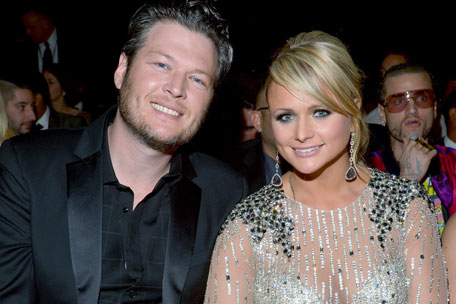 Blake Shelton Miranda Lambert Stray Animals