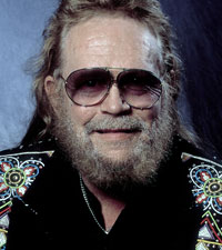 David Allan Coe Hospitalized
