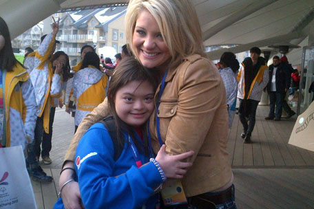 Lauren Alaina Special Olympics World Games
