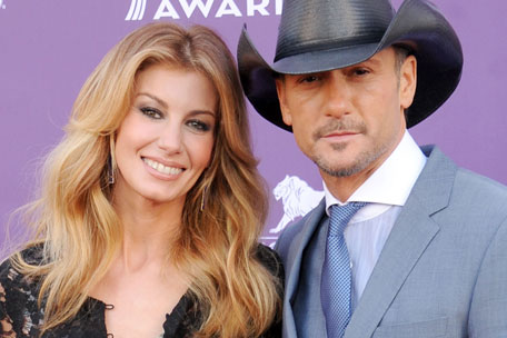 Faith Hill Tim McGraw Family