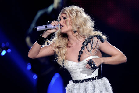 Carrie Underwood Donates 1 Million to Tornado Relief
