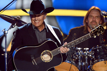 George Strait's 'Love Is Everything' Album Tops the Billboard Country Charts