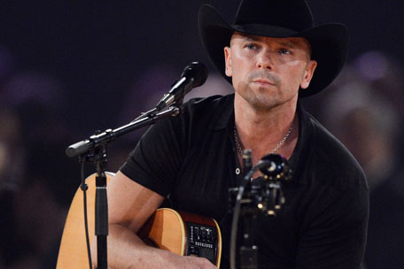 Kenny Chesney Music and Memory
