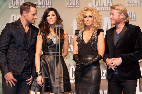Little Big Town Hosts 2013 CMAs