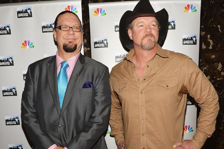Trace Adkins All-Star Celebrity Apprentice