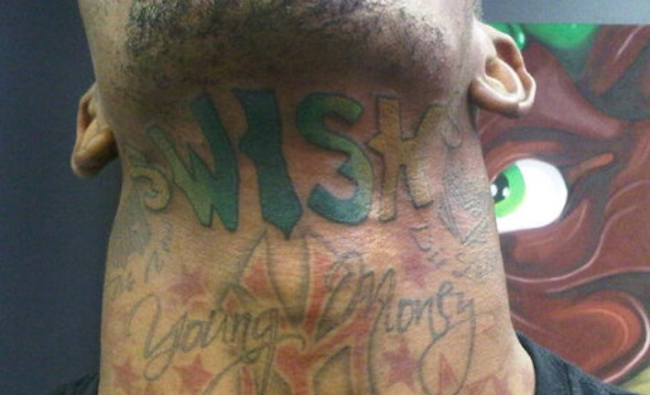 jr smith tattoos. J.R. Smith The Tattoo: The
