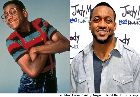 Jaleel White on Playing Steve Urkel, Being Dissed by Bill Cosby & More
