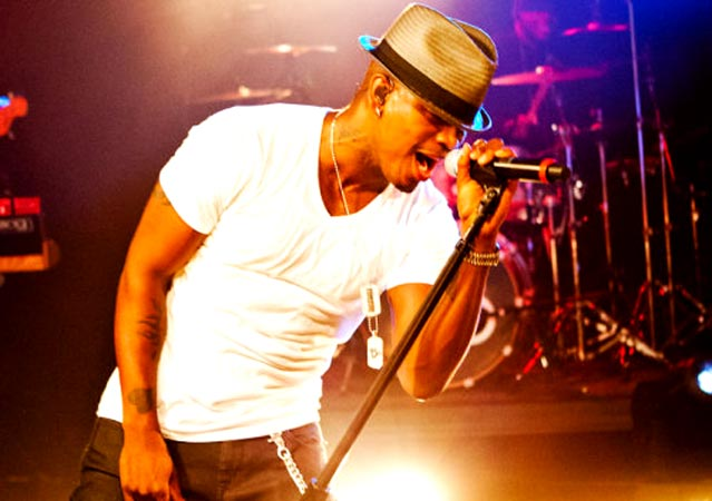 See Ne-Yo in Concert