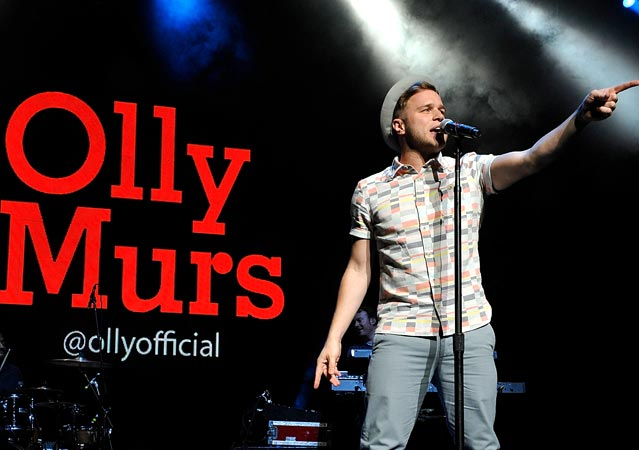 See Olly Murs Live