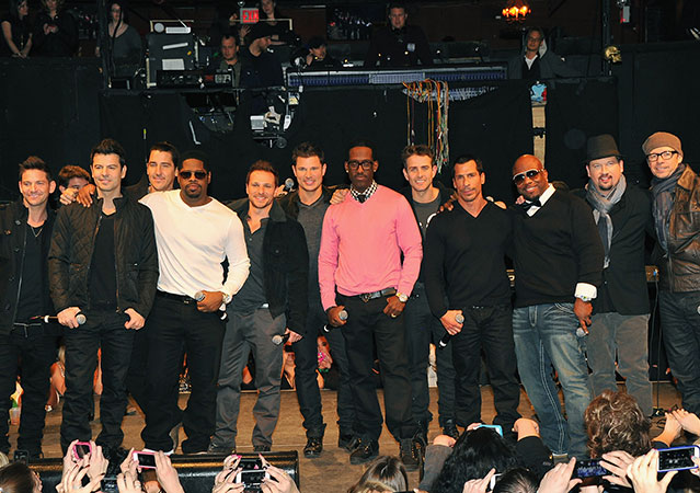 See NKOTB With 98 Degrees, Boyz II Men
