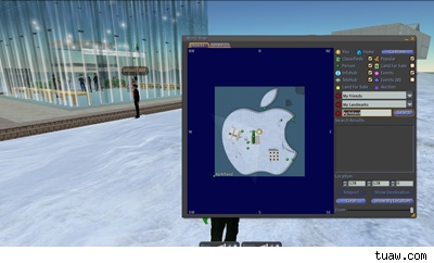 macworld in second life