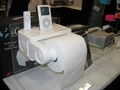 return of the iCarta iPod toilet paper holder!