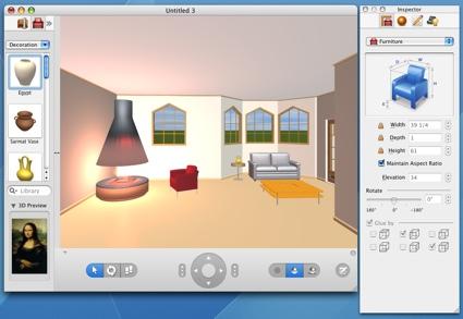 Live Interior 3D: computer aided interior design | Breaking Apple