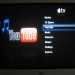 YouTube menu