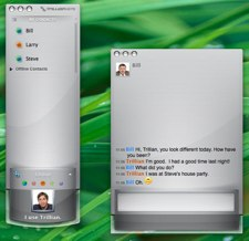 Trillian for the Mac
