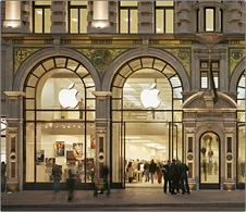Regent Street Apple Retail Store | RM.