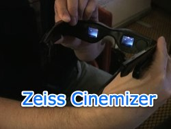 zeiss cinemizer 3d goggles for your ipod