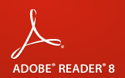 Adobe Reader 8 Logo