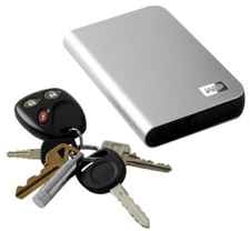 Western Digital My Passport Studio Portable Drives