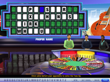 Wheel of Fortune Deluxe