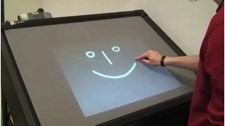 multitouch open source touche