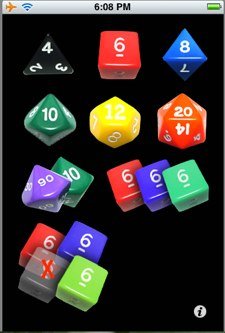 dice games iphone