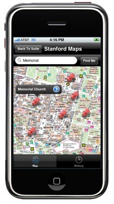 Stanford iApps