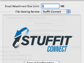 StuffIt Connect Settings