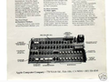 Apple-1 Ad, Page 1