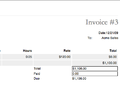 Invoice