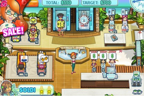 Tuaw smackdown iphone time management games for Salon games free download