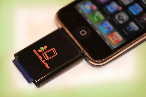 sd card reader for iphone might help bridge the photo gap. Black Bedroom Furniture Sets. Home Design Ideas
