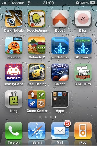Folder icon (with four apps)