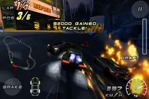 Raging thunder for android mobile9