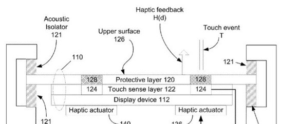 Apple patents another haptic feedback solution Hapticapplepatent