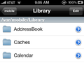 Cydia Library