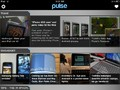 The Pulse view of news feeds
