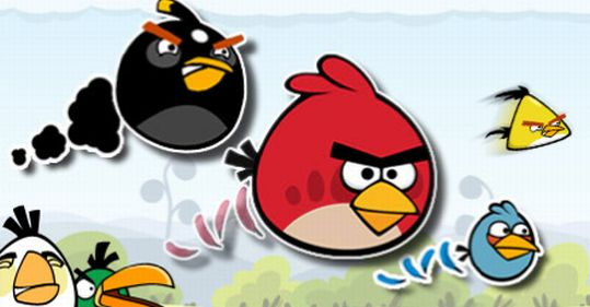 angry birds all characters - photo #41