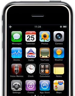 delta iphone icon