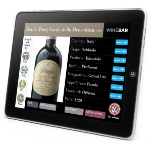 wine list software