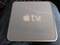 The Apple TV, unblemished