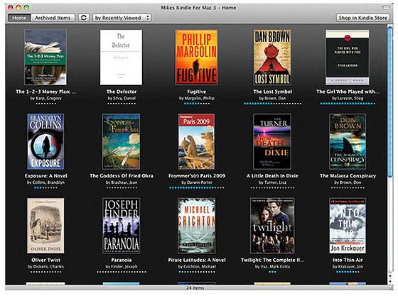 how to delete purchased books from ipad