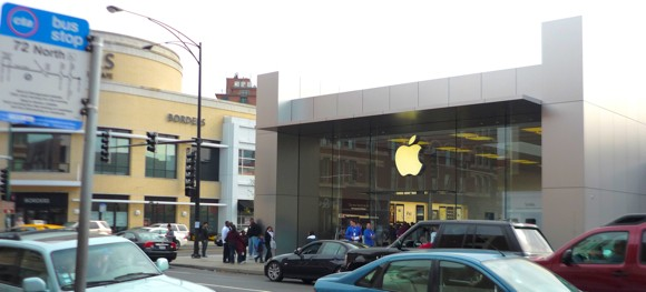 Apple Store Lincoln Park Chicago, IL USA by Thomas M.